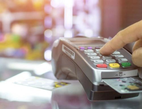 Bankkártyás fizetés bizonylata
